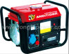 Taizhou China Generator 0.6kVA, 0.65kVA Small Gasoline Generator for Home