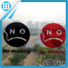 Wacky Decals No Smoking Crying Face Window Sticker