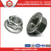 Stainless Steel 304 DIN6923 Hex Flange Nut