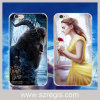Creative Beauty Andmobile Phone Case The Beast TPU Phone Shell