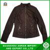 Women's Coat Leather Jacket for Fashion Clothing (DSC00054)