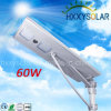 60W New Design Outdoor Integrated Light LED Solar Street Light