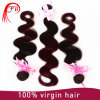 Malaysian Hair Weave 100 Percent Human Hair Ombre Hair Extension