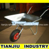 Galvanized Wheel Barrow Wb4024A for Europe Market