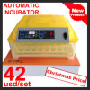 (48 Chicken eggs) Automatic Chicken / Duck / Quail Egg Incubator Household Digital Mini Egg Incubator