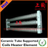 Ceramic Tube Supported Coils Heater Element