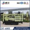 Df-600s 600m Borehole Drilling Equipment, DTH Water Well Drill Rig