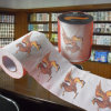 China Novelty Toilet Roll Wholesale Supplier