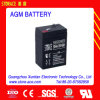 6V 4ah Rechargeable Battery for Street Light