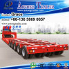 Large Construction Machinery Special Purpose Vehicle Transportation Hydraulic Modular Trailer for Sale
