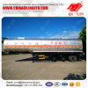 Flammable Liquids Tank Semi Trailer with 100mm Insulating Layer