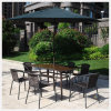 Outdoor Home Furniture Square Coffee Table Top with CE