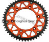 52t Rear Sprockets for Ktm 52t Sprocket Fit with 520 Chain 125 144 200 250 300 350 360 380 400 450 500 505 520 525 530 550 600 Dirt Bike