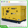 Yellow Coulour Silent Diesel Power Generator Set with Ce ISO9001
