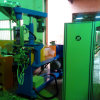 Plastic Extrusion Machine with Aerator