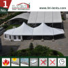 20X30 Aluminum High Peak Tent with Clear PVC Window Sidewalls for Sale