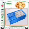 Egg Packing Plastic Collapsible Crate Egg Crate