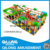 Plastic Indoor Playground with TUV-SGS (QL-3059D)