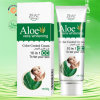 2013 100% Natural Aloe Vera CC Face Whitening Cream&Sunblock Cream 80g