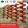 Hot Sale Gravity Iron Ore Separating Spiral Chute