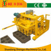 Movable Hydraulic Egglaying Concrete Hollow Block Making Machine