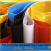 High Quality 100% Nonwoven Fabric (max. width 3.2m in any color)