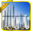 4-19mm Safety Colored Tempered Glass for Building with CE / ISO9001 / CCC