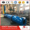 800*8000mm Small Rotary Gypsum Dryer Machine