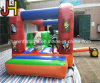 Customized Colorful Inflatable Kids Bouncer with Obstacle for Sale
