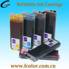 Bulk Refillable Ink Cartridge for HP72 T610 T770 T790 T1100 Printer