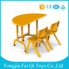 Good Quality Kindergarten Table Kindergarten Furniture Plastic Table and Chair, Kid Table