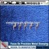 OEM Custom Precision Metal Brass Stamping Terminal Pin
