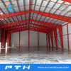 Sandwich Panel Wall Cladding Steel Structure Warehouse