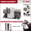 End Mill Cut off & Grinding Machine with Ce Gd-313c