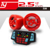 Motorcycle Audio with Alarm Function and Bluetooth Answer The Phone