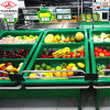 Acry Vegetable Display Racks Vegetable and Fruit Shelves