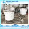 500litres Sanitary Steam Heating Stainless Steel Mixing Tank