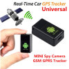 Universal Hidden Mini Camera GSM GPS Tracker Voice Activated Listening Device GF-08