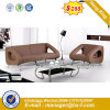 Italy Design Classic Wooden Office Furniture Leather Office Sofa (HX-SN8088)