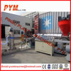Double Stages Plastic Recycled Machine