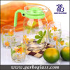 5PCS Drinking Set, 4PC Glass Tumber+1L Glass Jug, Crystal Glassware Set, Tableware