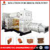 Automatic Fired Clay Brick Moulding Machine Exported to Mexico