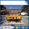 Chenggong Cement Mortar Wall Plastering Machine/Rendering Machine