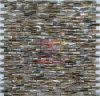 Fish Like Natural Shell Mosaic Cfp110)
