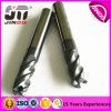 Solid Carbide 4flute Corner Radius End Mill