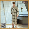 D-018 Latest Print Men Pattern Bathrobe