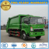 Small Sinotruk 4 Tons to 5 Tons Refuse Compress Truck 4 M3 Compactor Garbage Truck