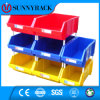 China Supplier Colorful PP Material Plastic Storage Bin