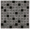 Background Design Glass Mosaic Wall Mosaic