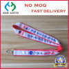 Quality Polyester and Silk Printed Lanyard for Staff ID Card Holder